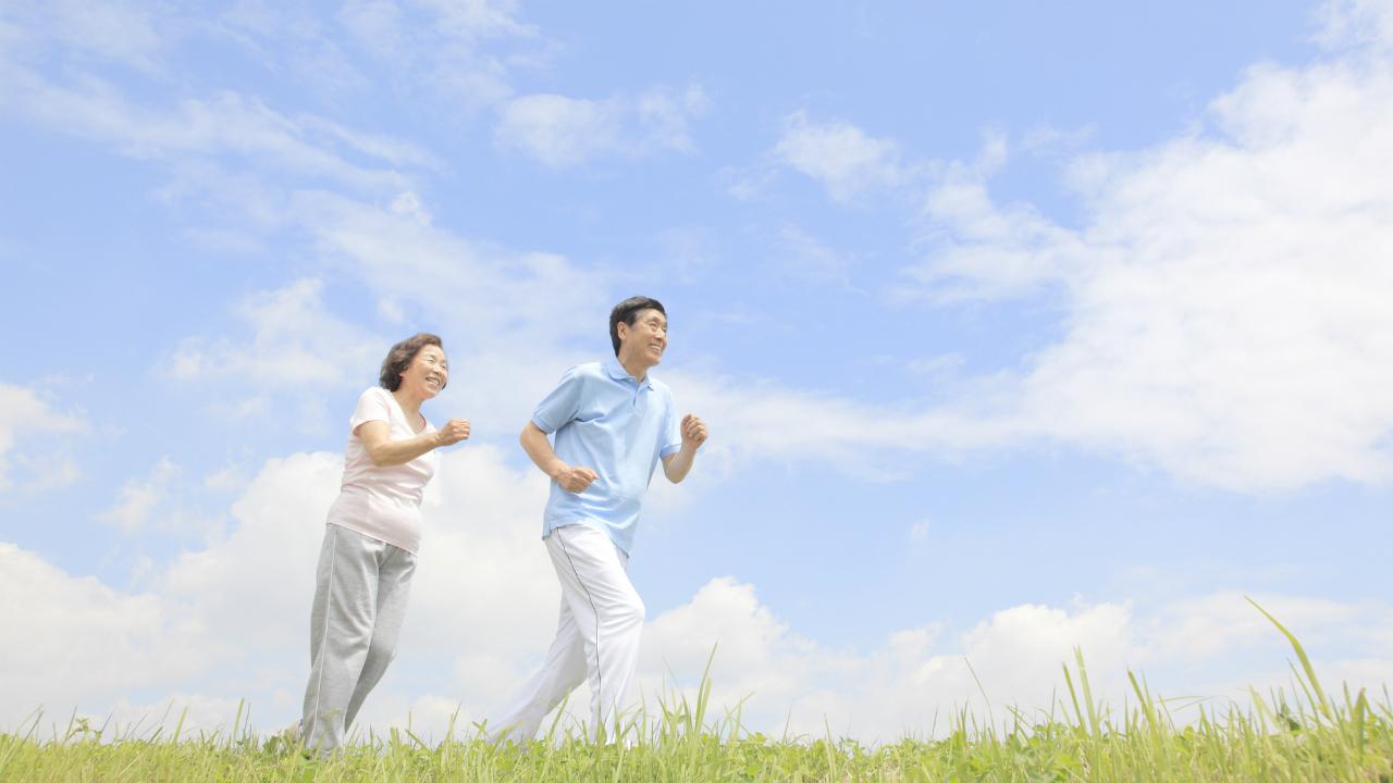 「アクティブシニアライフ」を実現する毎日の運動習慣