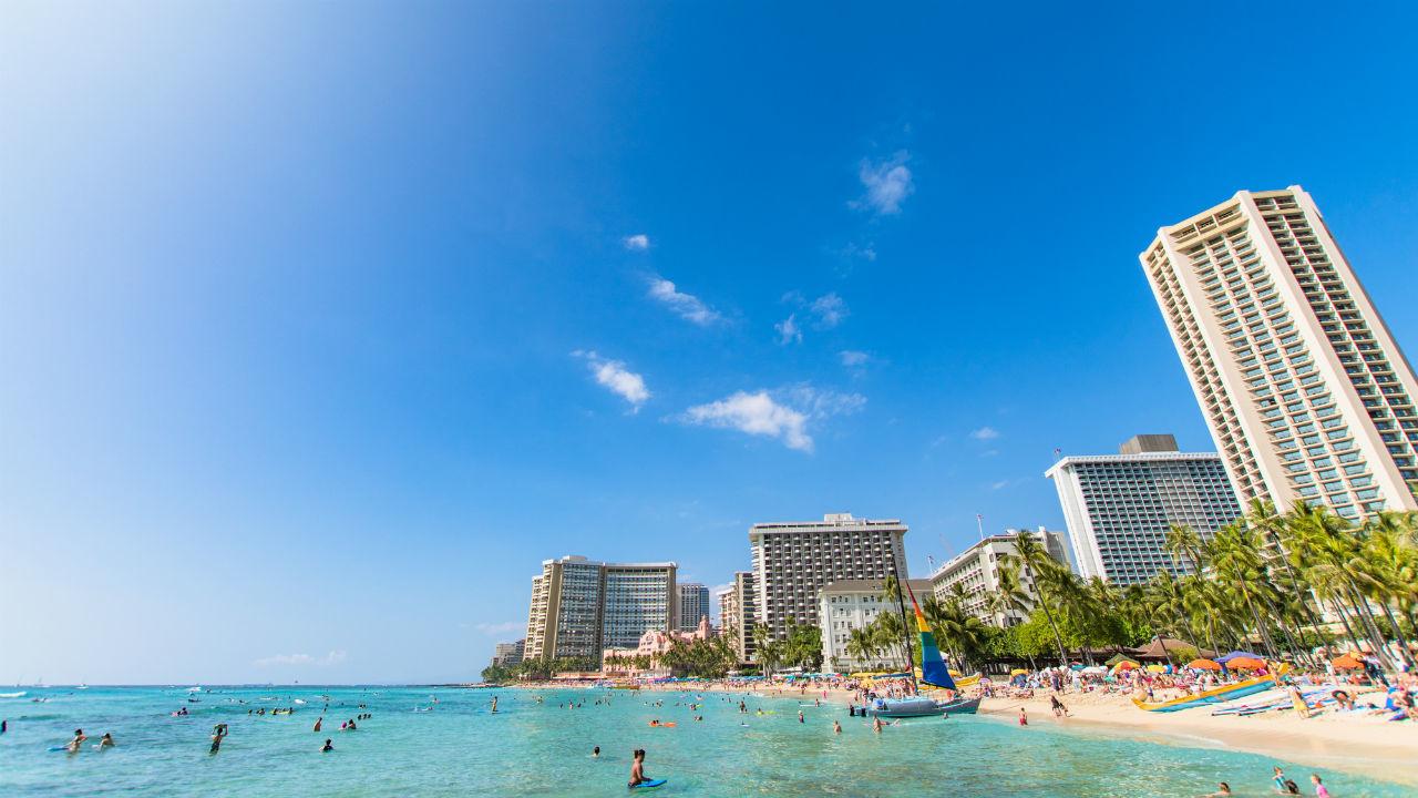 ミックス文化が成立するアメリカ唯一の州「ハワイ」