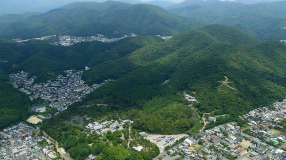 史跡・神社仏閣の景観を守る・・・京都の「眺望規制」の概要