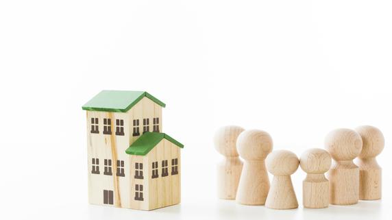 家族構成の変化にも対応可能・・・「賃貸併用住宅」の活用例