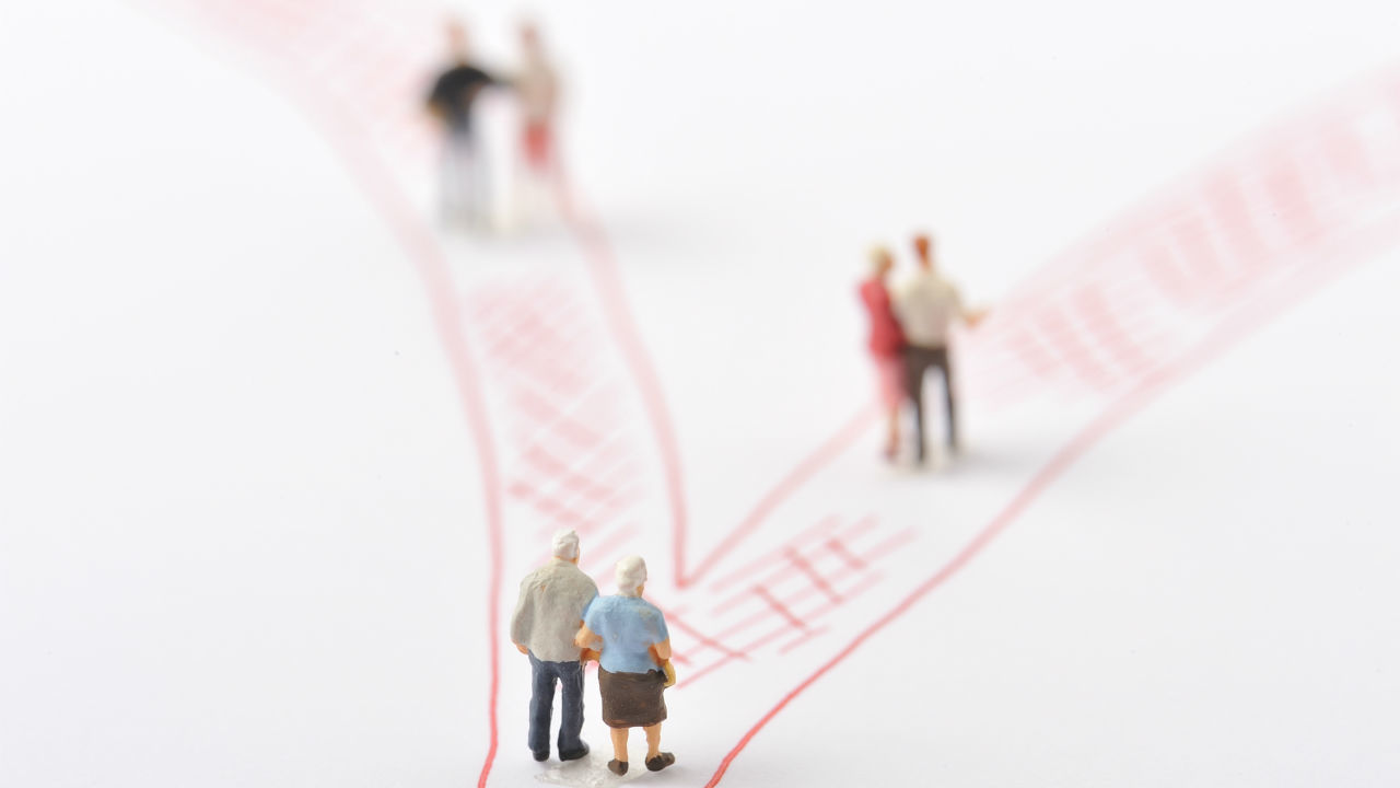 即効策なき成長未来図 健康寿命の延伸に注目すると・・・