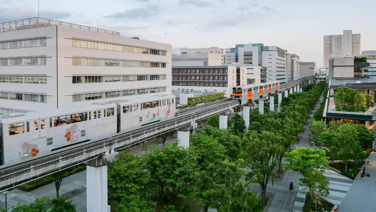 東京の地価ランキング…新スポット続々と誕生の「立川」は上昇率1位
