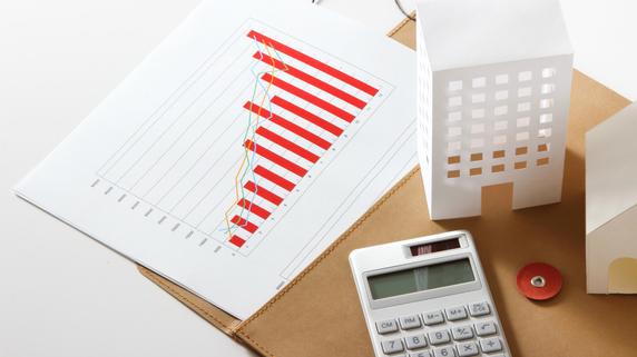 不動産投資に不可欠な、「金利上昇リスク」を踏まえた資金計画