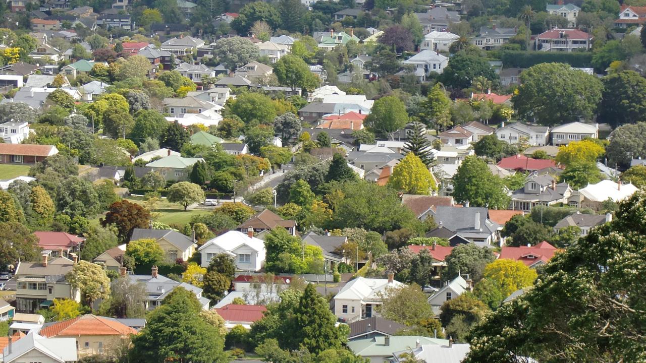 過去最高を記録したニュージーランドの新規住宅建設の許可数