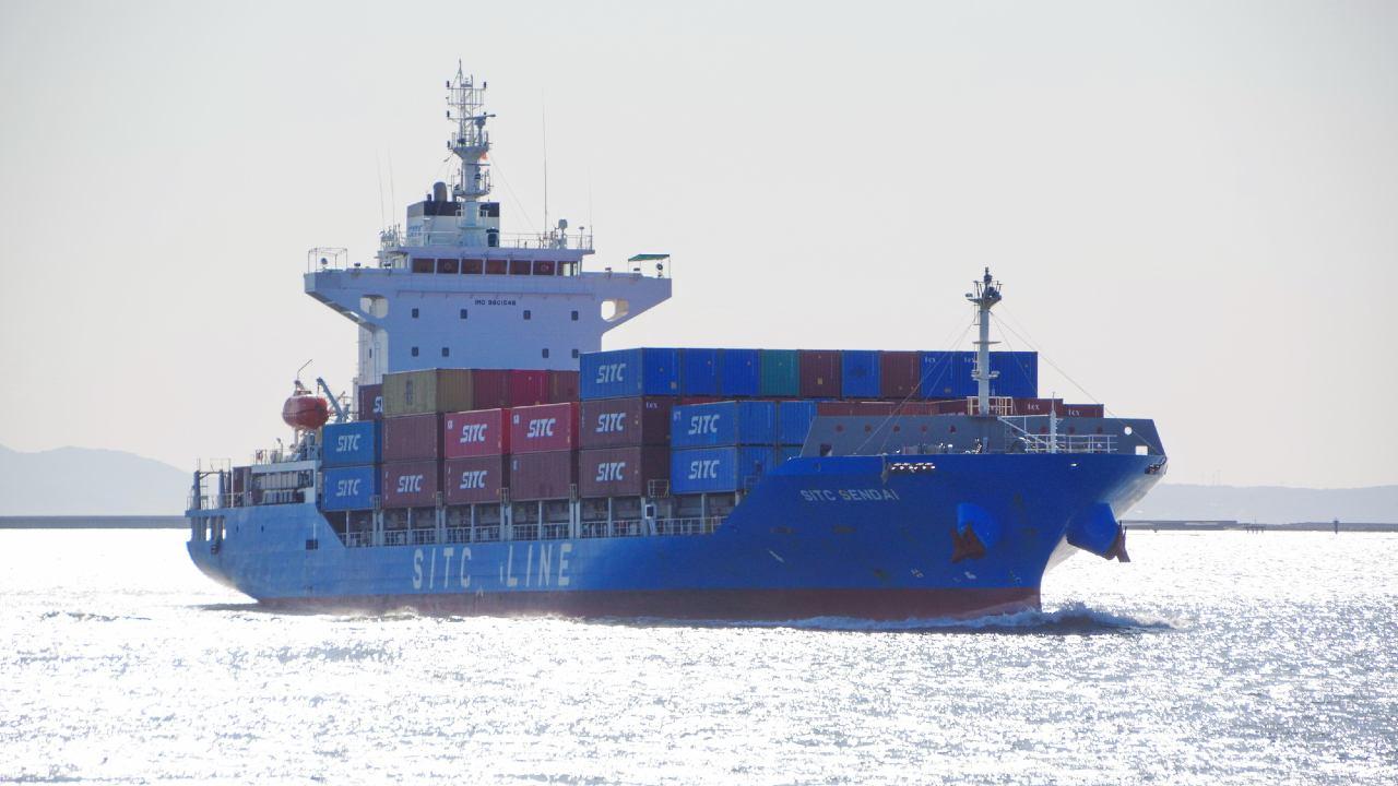 海上運賃上昇のインフレ率への影響