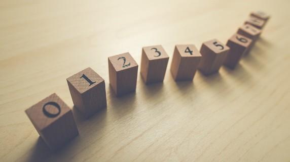 十六進法で「2B3」を十進法で表すと、いくつになる?