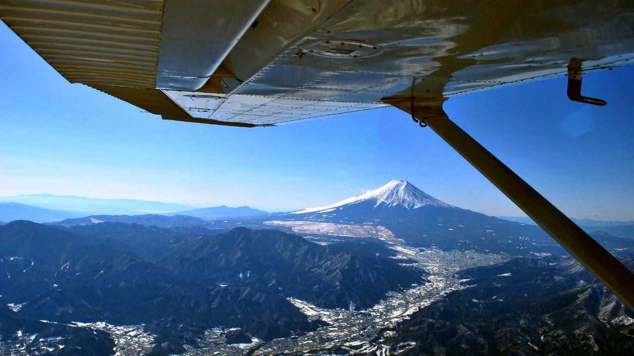 投資対象となる小型航空機にはどんな種類があるのか?