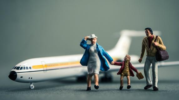 個人事業主が「家族旅行の費用」を経費にするには?