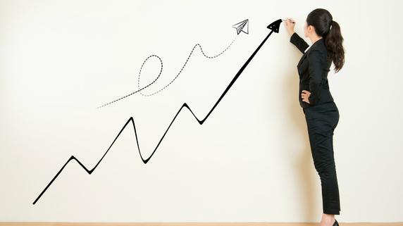 株価チャート分析の基本となる「ローソク足」の読み方