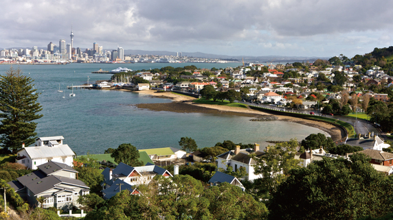 最新データで見る「ニュージーランド平均住宅価格」の上昇率