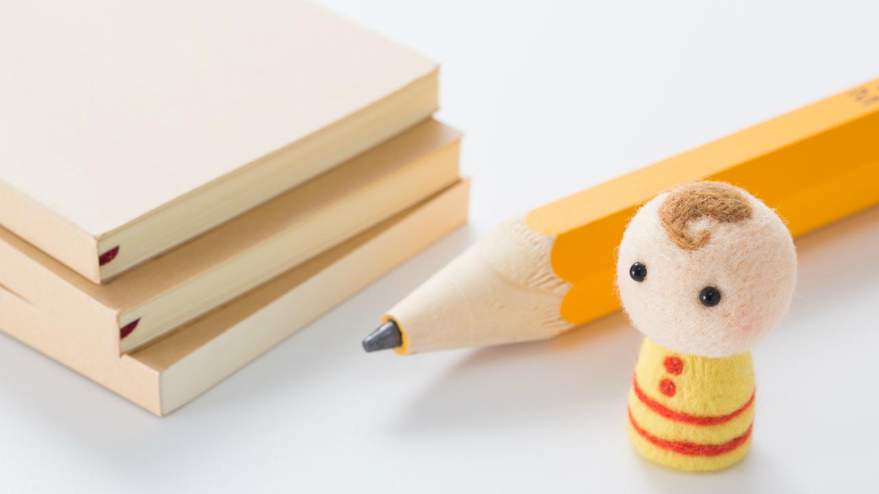 文字はお絵描き感覚でマスター…2歳児の「学習能力」とは?