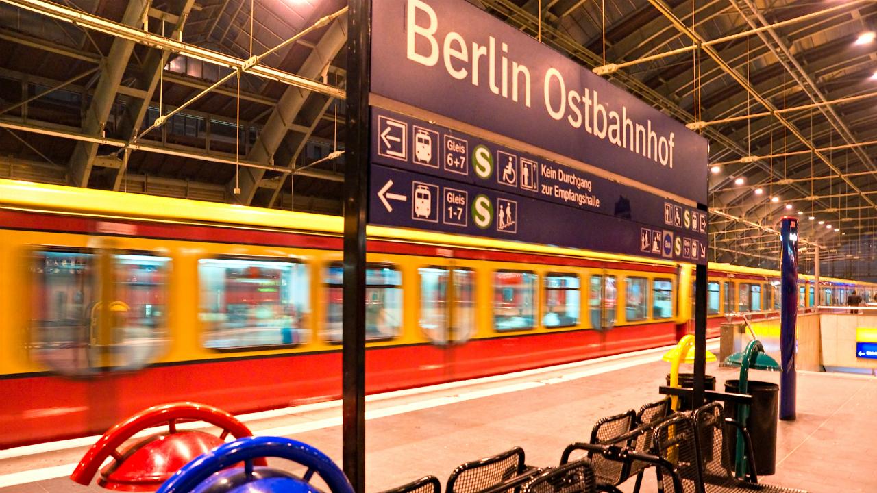 ビジネス・娯楽・居住の融合・・・ベルリン東駅周辺の開発事情