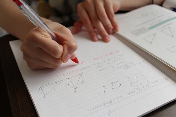 思考力は高いのに「数学が苦手」な人が、できていないこと