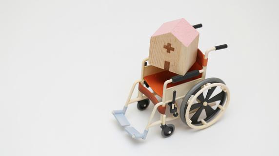 利用者の要介護度・目的によって異なる「介護施設」のサービス