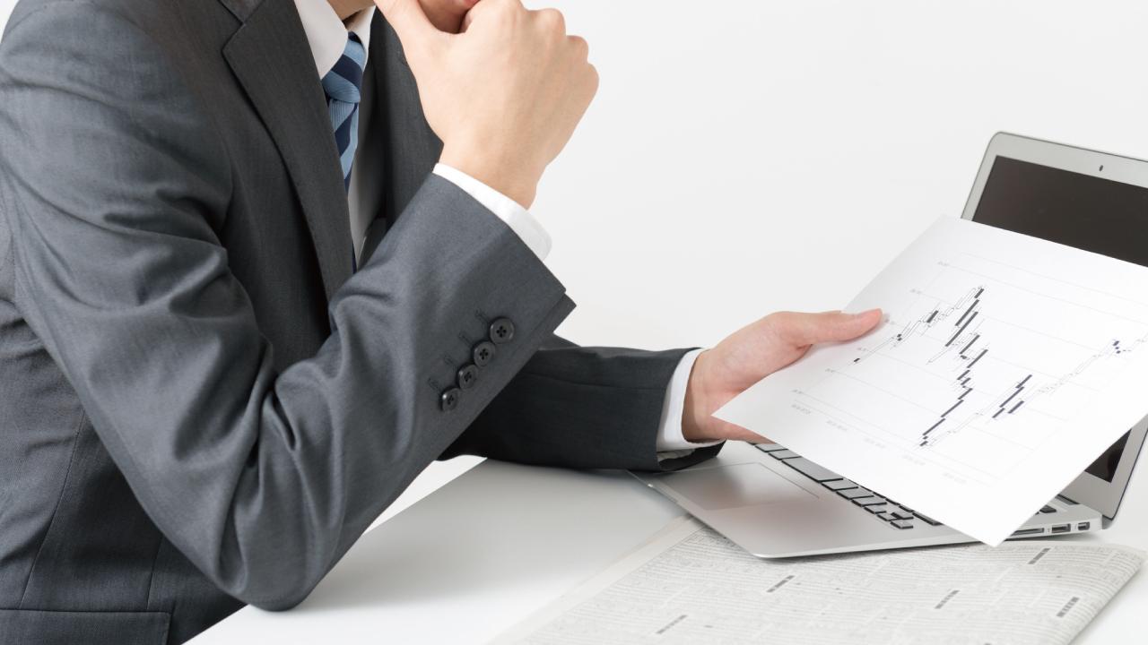 株の売買判断に欠かせない「ローソク足」の見方