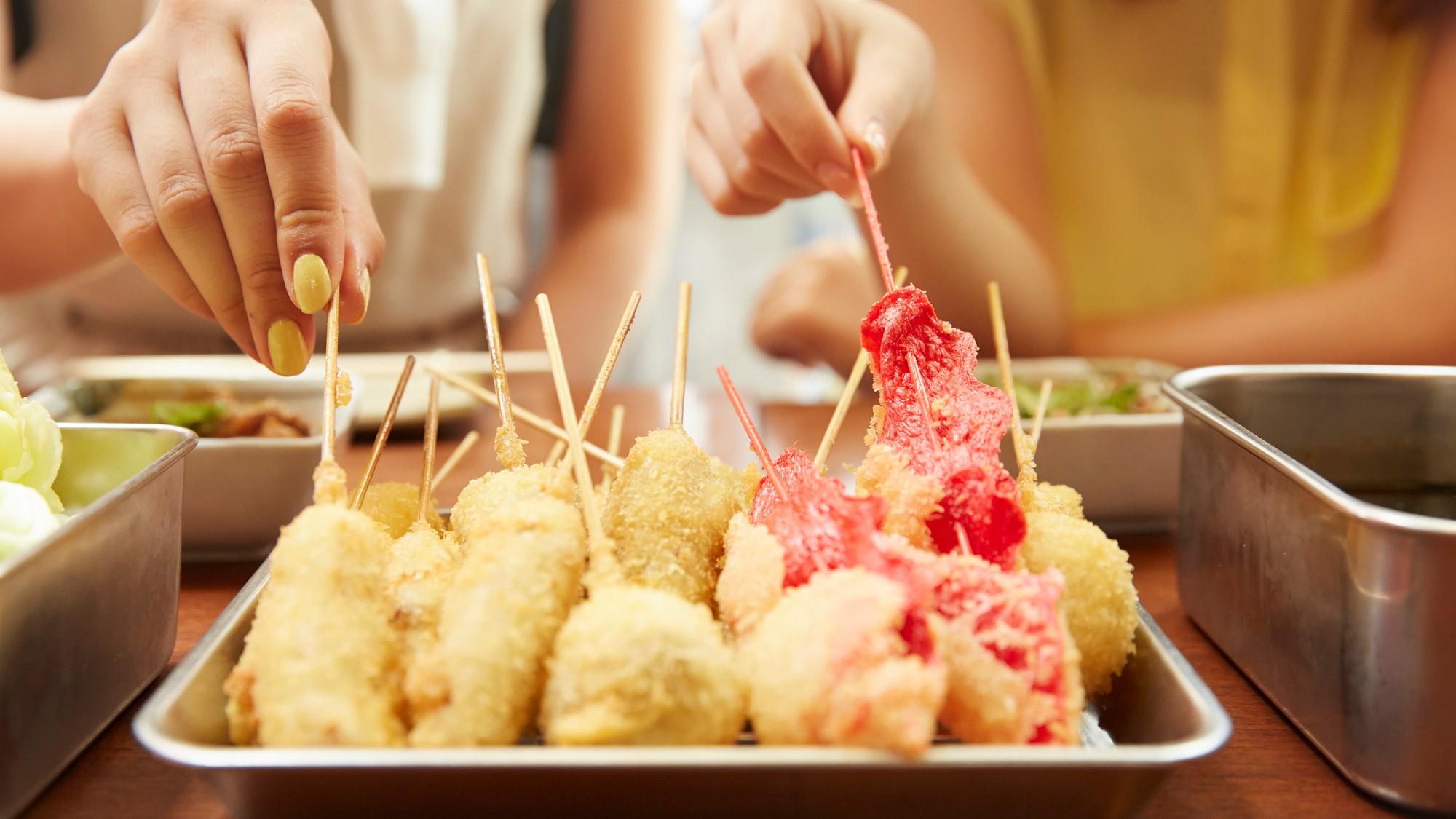 プロが作る「揚げ物」では血糖値は上がらない…その理由は?