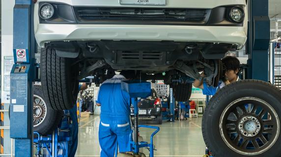中古車売買の利益が問題…税務調査が入った自動車整備業の事例