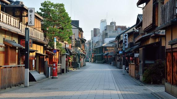 悩める信金マン・和久井健太、京都の街を走る