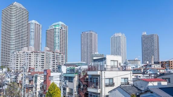 築20年超タワマン急増…大規模修繕の成否が資産価値を決める