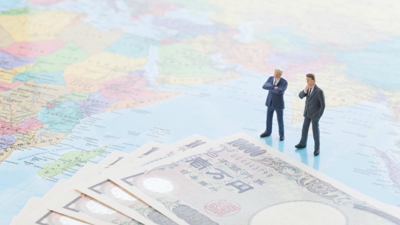 外貨、海外不動産・・・なぜ国際資産分散が重要なのか?