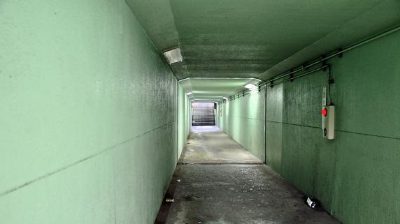 地下横断歩道タイル張工事の瑕疵及び瑕疵担保責任の期間~前編