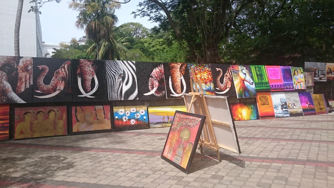 アート投資の「天敵」となるスリランカの気候