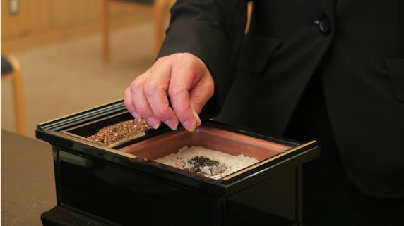 葬儀で戸惑わないための正しい「お焼香」のやり方