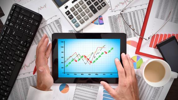 株価のチャートはいつを「出発点」にして見ればよいのか?
