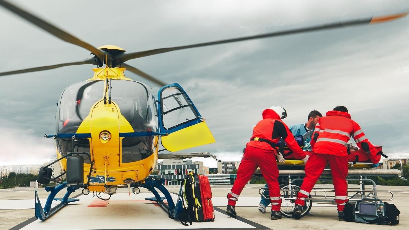 事故の死亡率が高い時間帯に「ドクターヘリが飛ばない理由」