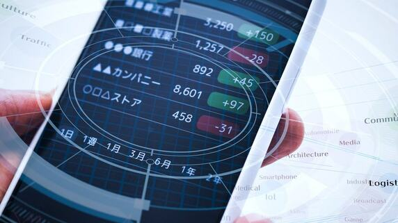 投資初心者なら、株価チャートは「2つの指標だけ」見ればいい