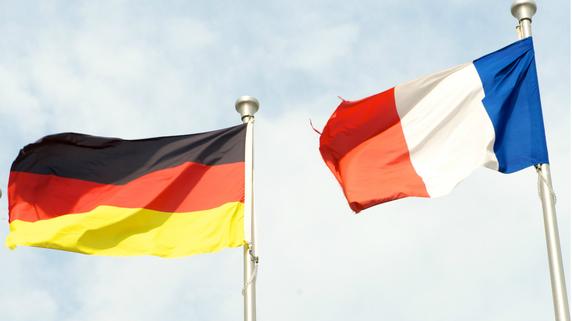 EUを牽引するドイツ・フランスの強固な二国間関係