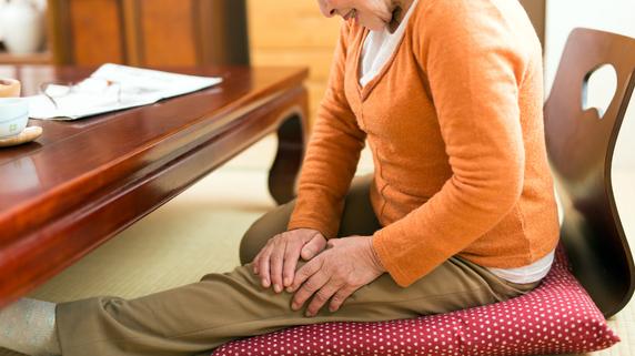 ひざ痛による憂鬱を「前向き」に乗り切るための5つの方法