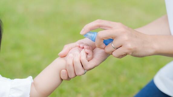 マスクをつけられない乳幼児の「RSウイルス予防」で重要なポイント