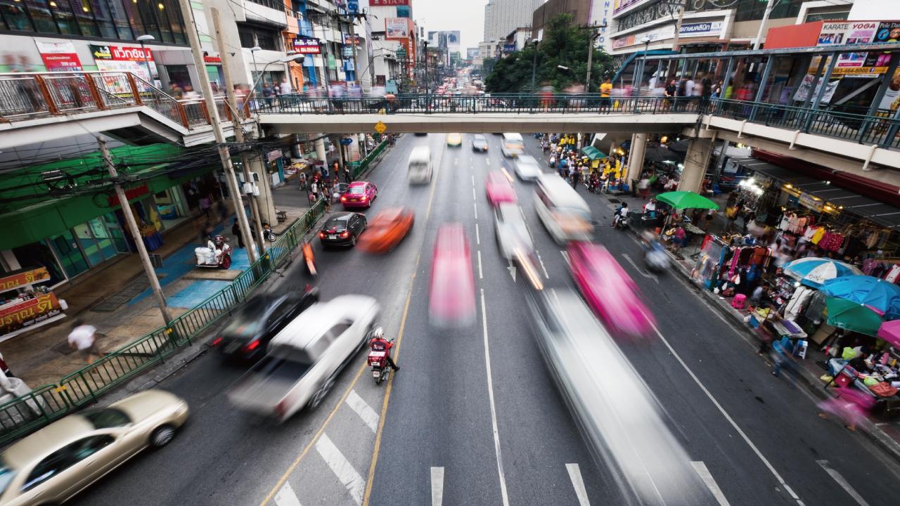 アジア各地で広がる「ディ・モータリゼーション」とは?