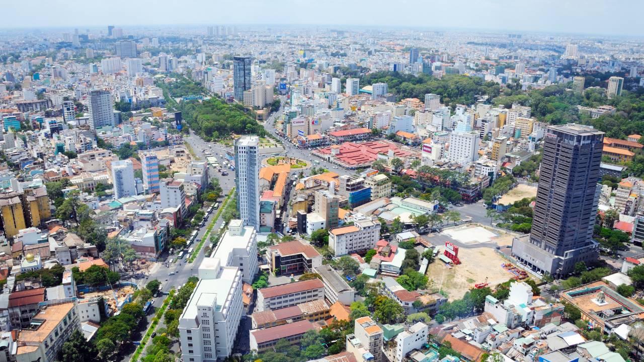 ベトナム不動産プロジェクト、VIN GRAND PARKの最新状況