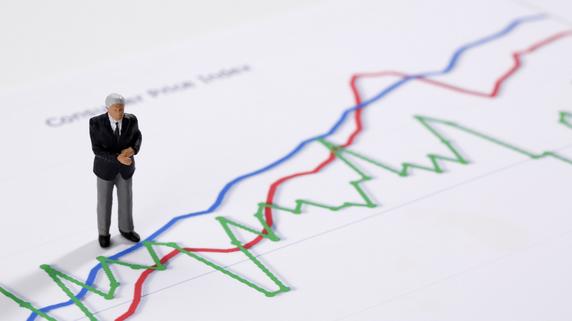 「ローソク足2本の組み合わせ」で分析する株の売買動向