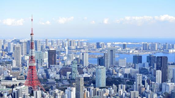 最も有望な投資先!? 東京の不動産価格が上昇し続けている理由