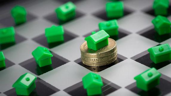 家賃収入が急速に下落・・・中古物件投資のリスクとは?
