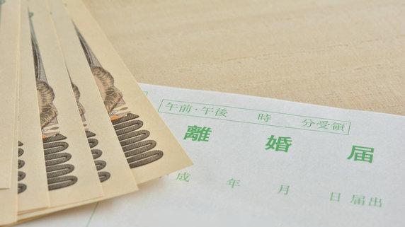 年収900万円→結婚で退職…でも離婚決定、夫はいくら払った?