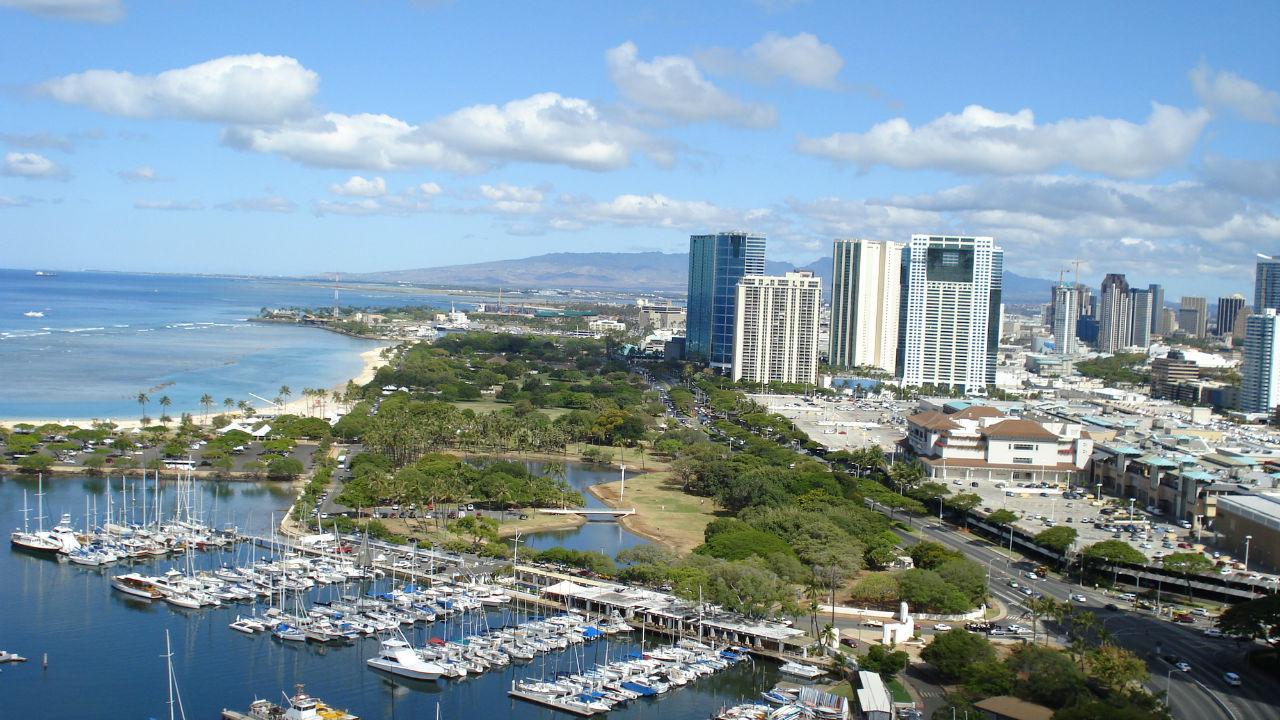ハワイのホテルコンド「イリカイ」・・・最終分譲の2部屋の詳細