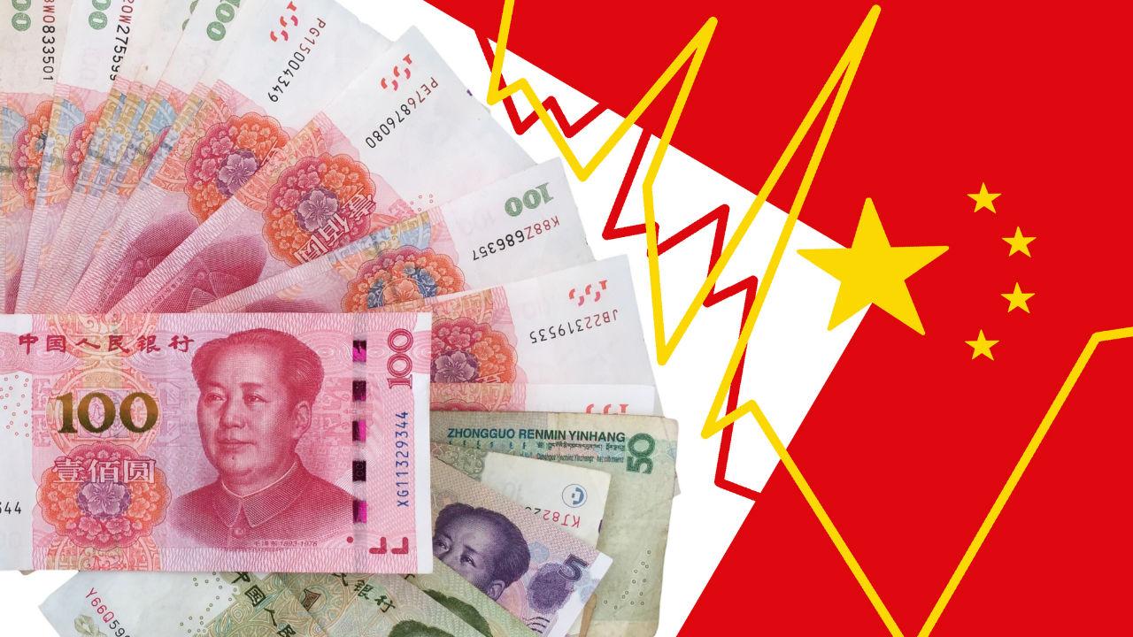 株価続落…中国経済の成長モデルは急速に「内需主導型」へ?
