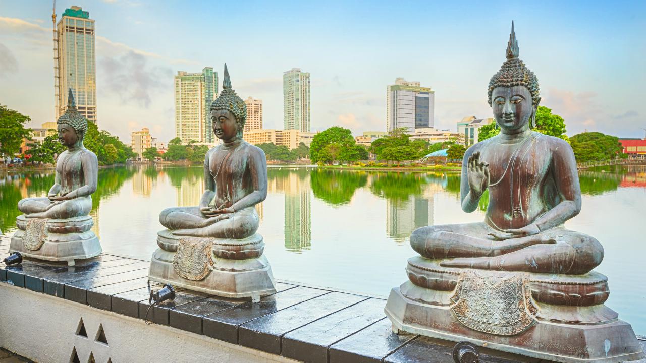 中国との関係強化で狙うスリランカ経済の発展