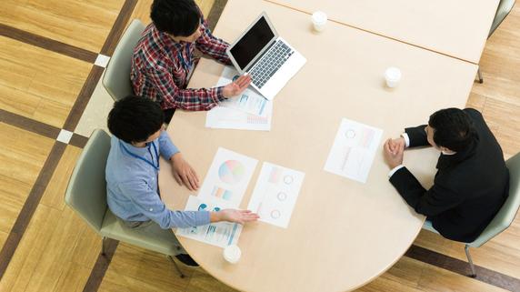 顧客の信頼を得る「営業マン」を育てる方法
