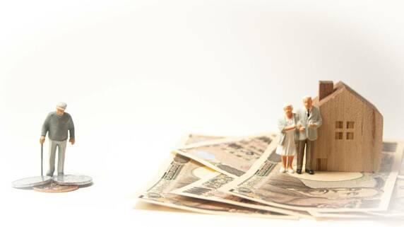 老後、年金14万円…「生涯独身男性」はそれでも「勝ち組」?