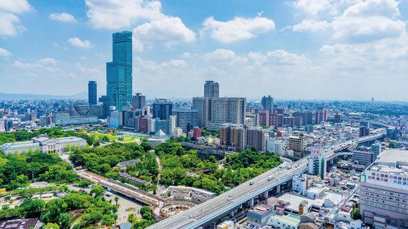 東京、大阪、名古屋・・・大都市圏の不動産相場の現状①