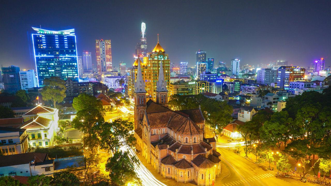 2017年上半期 ベトナム・ホーチミンの最新不動産市況