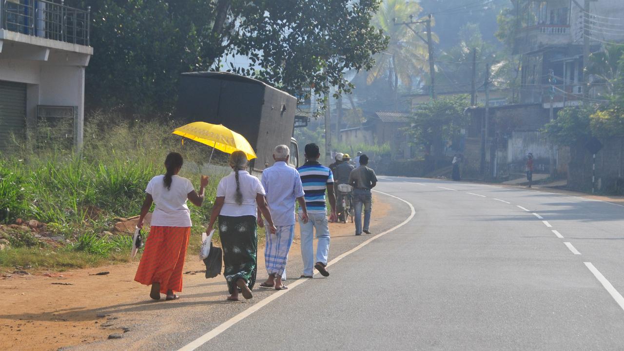 スリランカ当局が陥った為替介入の悪循環