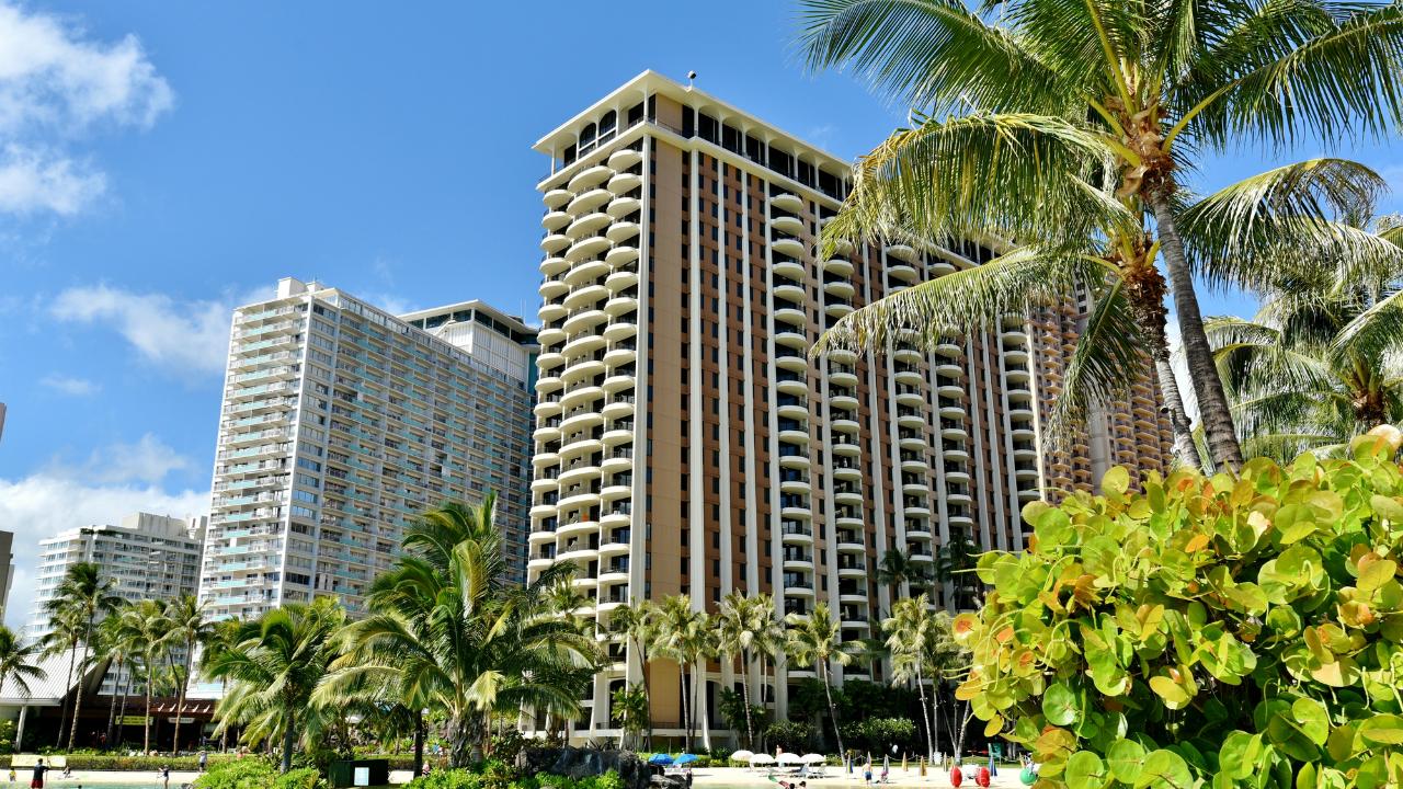 ハワイ不動産の所有形態のひとつ「タイムシェア」の仕組み