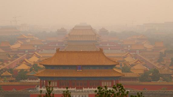 中国のネット上で話題となっている1文字「藍」とは?