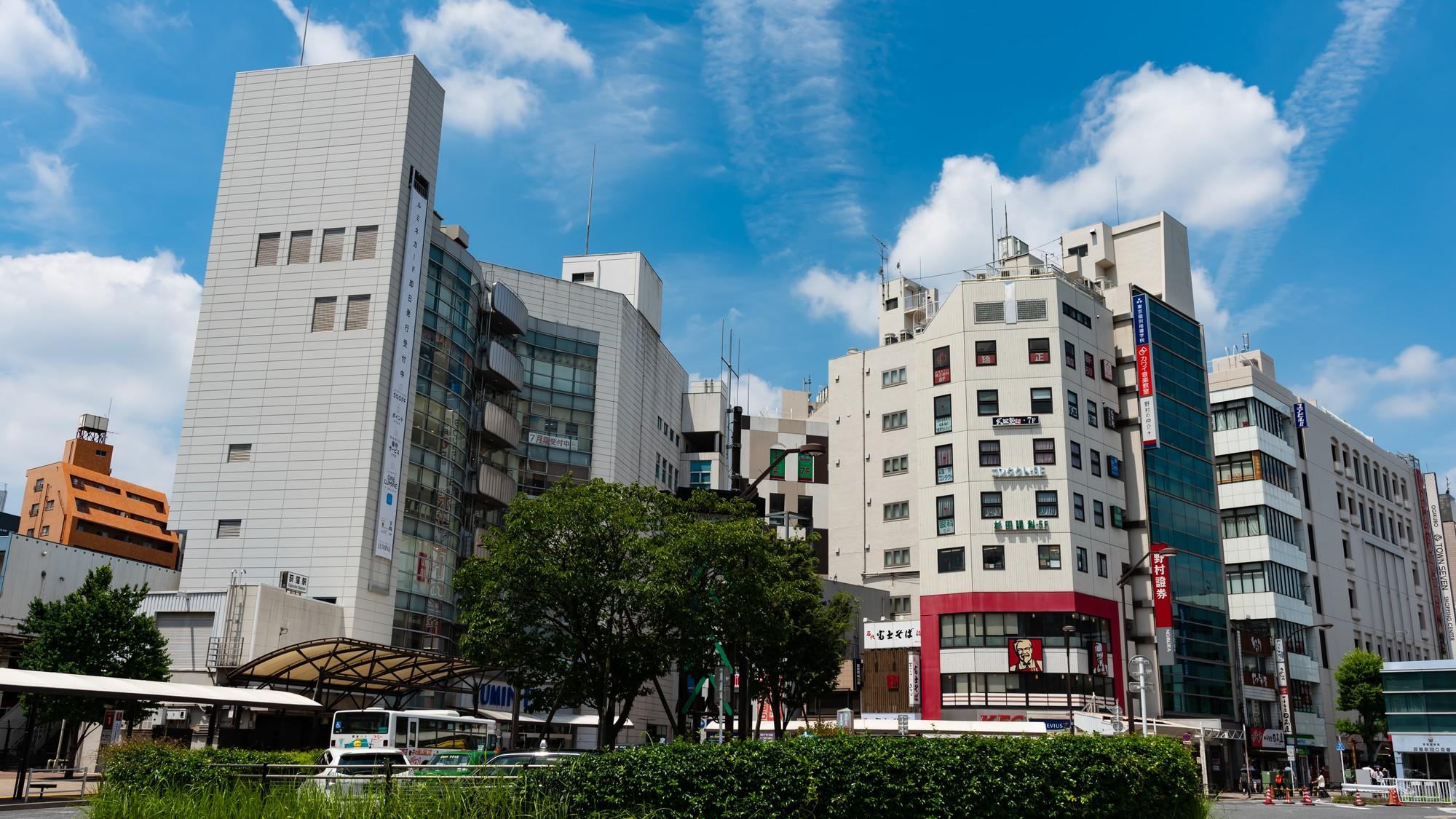 かつて鎌倉に並ぶ別荘地「荻窪」投資エリアとしての可能性